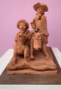 Don Quichotte et Sancho